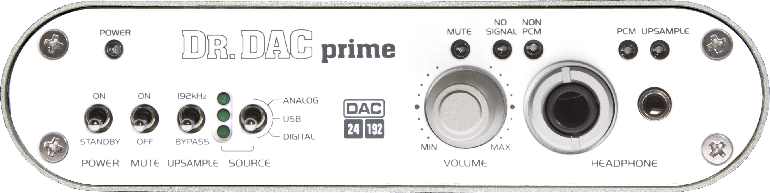 ESI Dr. DAC Prime Audio Interface Vista