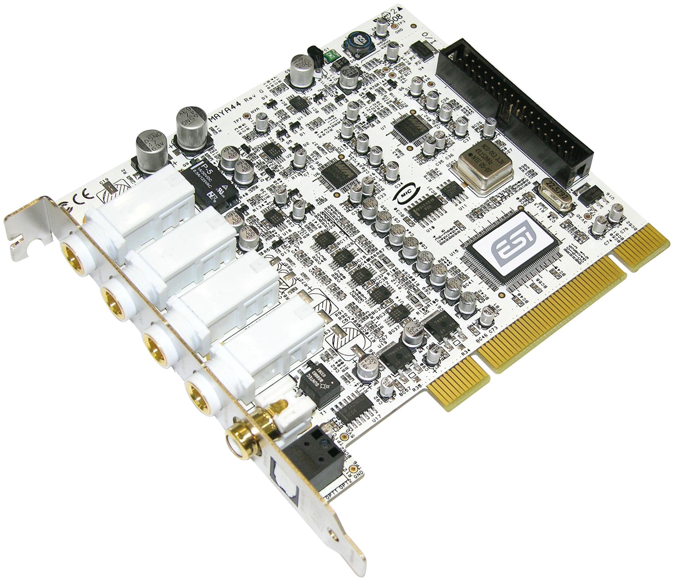 ESI MAYA 44 USB USB Audio Interface