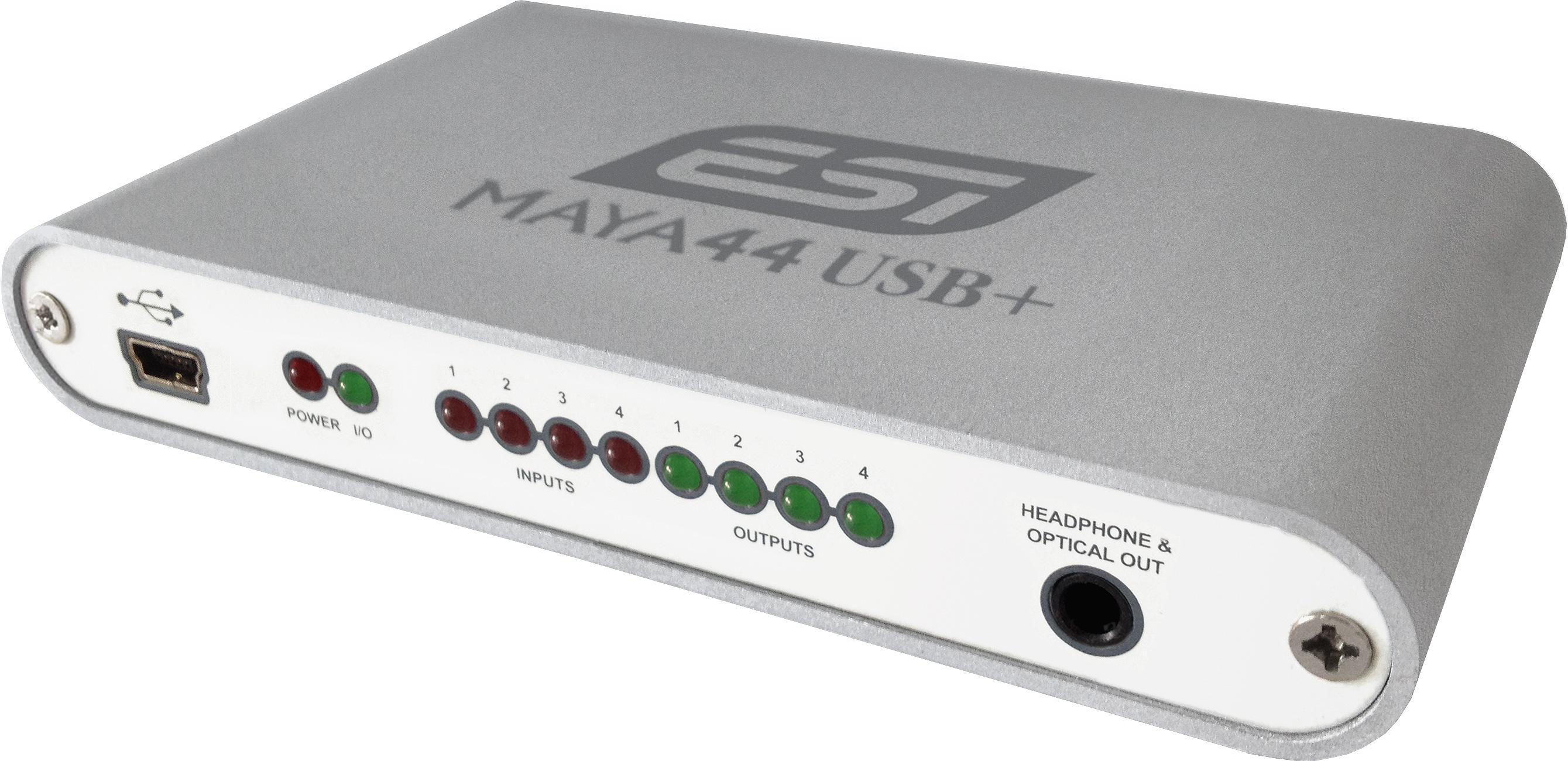 ESI MAYA44 USB Audio Interface ASIO Treiber